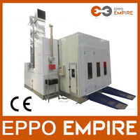 EP-10 Small Mini Powder Paint Spray Booth