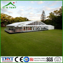 outdoor winter air conditioned winter party wedding marquee tent