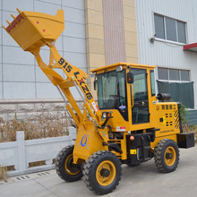 China small garden tractor with front end loader ZL915
