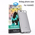 soft flexible shockproof phone cases clear transprent tpu cover case For Huawei P10