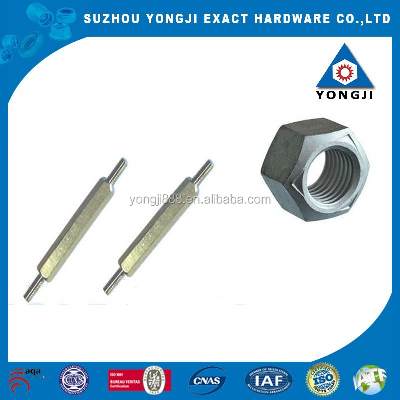 Yongji Precision Hardware Custom CNC Turning Parts CNC Process