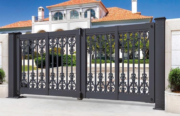 modern metal gate. SJ-X003 Modern Metal Gate A