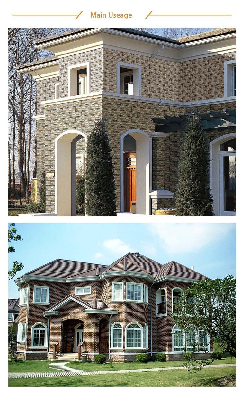 Latest Design Front House Exterior Kajaria Wall Tiles - Buy Latest ...