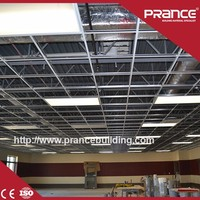 Plain Ceiling Tee Grid System