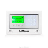 Hot GSM Alarm System Bilingual Operating