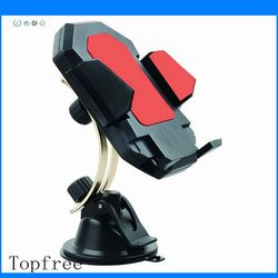 all smart phone Compatible Brand and ABS and Aluminum Material smart phone car holder