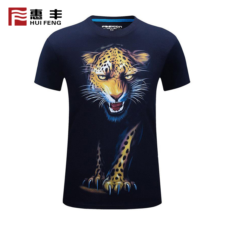 wholesale custom all over print t-shirt cotton , 100 polyester sublimation t shirt