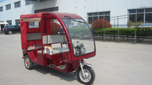borac Hot sale 1000w Adult Electric rickshaw