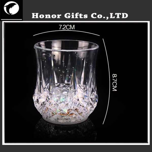 Colorful Drinking Led Cup Beer Glass Luminous Glass