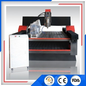 Professional Smart and strong enough cnc router for wood stone engraving lathe processing with CE