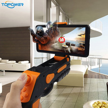 Toy Plastic Shooting Happy Kid Game Mobile Electronic Best Phone Cowboy AR Toys Gun