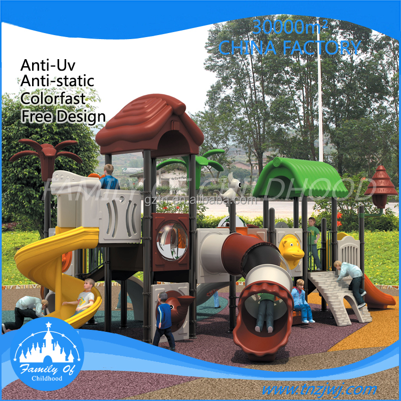 Hot Sale Outdoor cheap used school playground equipment for sale