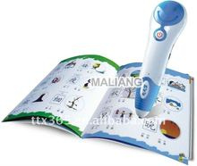 Hot !2013 Digital Kids Reading Pen with English books
