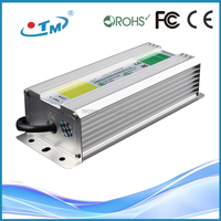 Constant Voltage 12V waterproof constant current led driver 30w With CE RoHS FCC