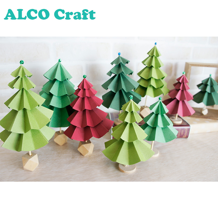 Diy Christmas Decor Home Decoration Cardstock Paper For Origami ...