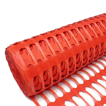 Construction Fencing industrial interior orange barrier safety fence