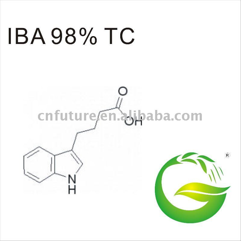 IBA (3-Indolyl butyric acid) 98% TC, plant growth regulator