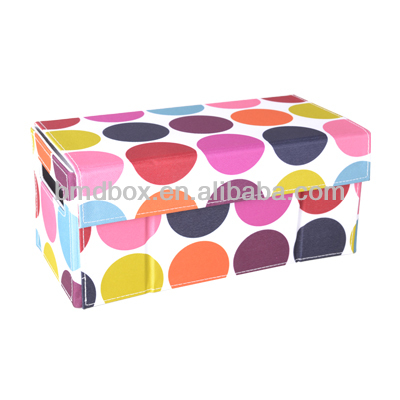 home use non woven bra and underwear organizer box
