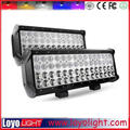 "Hot sale 12"" 144W quad row led light bar atv 4x4 offroad led spot light bar"