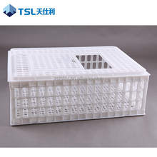 plastic cage for transport chicken