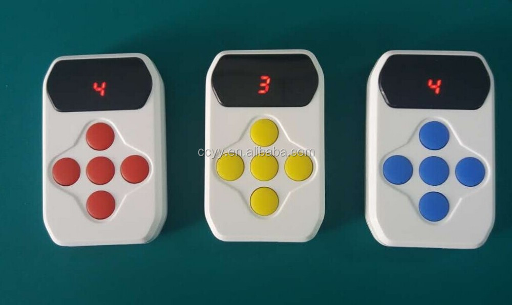 universal Multi-frequency fixed code 300 - 868mhz remote control duplicator for keyless entry