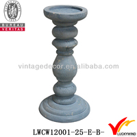 Decorative metal antique different types of candle holders