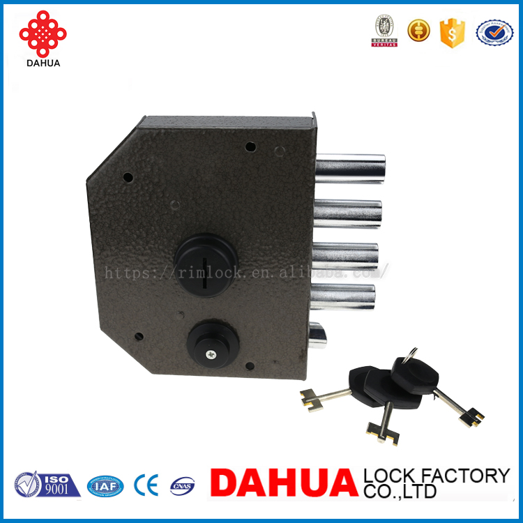 STAINLESS STEEL SECURITY GATE LOCKS 7085 WITH GOOD QUALITY