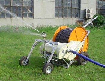 Autorain Robot Hose Reel Irrigation Machine