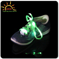 2016 new Factory price shoelaces led nylon shoe laces for party decoration