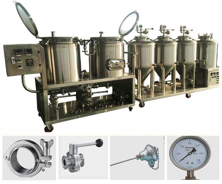 matériel de brassage de bière maison 60L