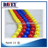 swimming pool accessory lane rope/ pool float line