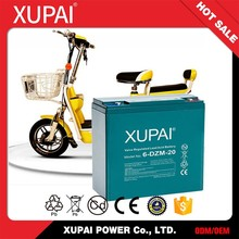 48v 20ah electric scooter vehicle batteries rechargeable sealed lead acid battery plate