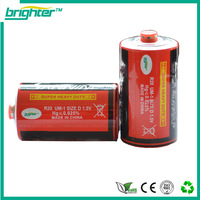 golden power battery d size r20p battery 1.5v r20 dry battery zinc carbon