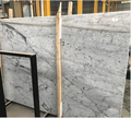 "Hote Sale White 3"" Thick Marble Slab"