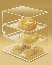 Used acrylic bakery display cases for sale manufacturer