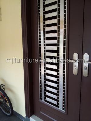 Cheap price security steel mesh screen door buy security for Security doors prices