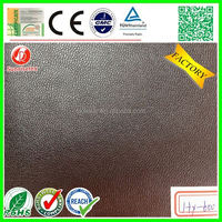 Eco friendly Durable pu laminated backpack fabric material