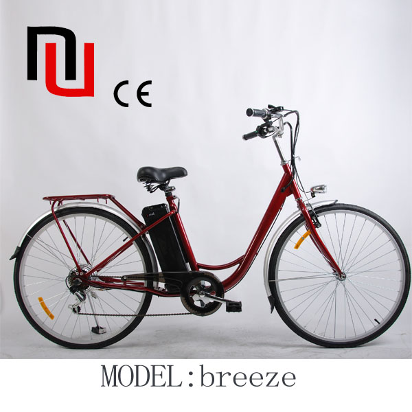 "28"" brushless motor electric bicycles"