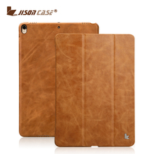 Leather Case For iPad Pro 10.5 inch 2017 Ultra Thin Flip Cover Case For New iPad Pro 10.5