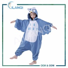 ALQ-C023 Factory direct funny costume animal jumpsuit pajamas for kids