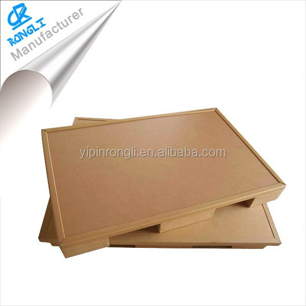 Affordable price with corrugated pallet /pallet sheet