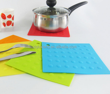 Factory price silicone mat rubber mat Food grade heat resistant mat