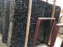 Cheap Chinese local marble ,Black Shell Marble