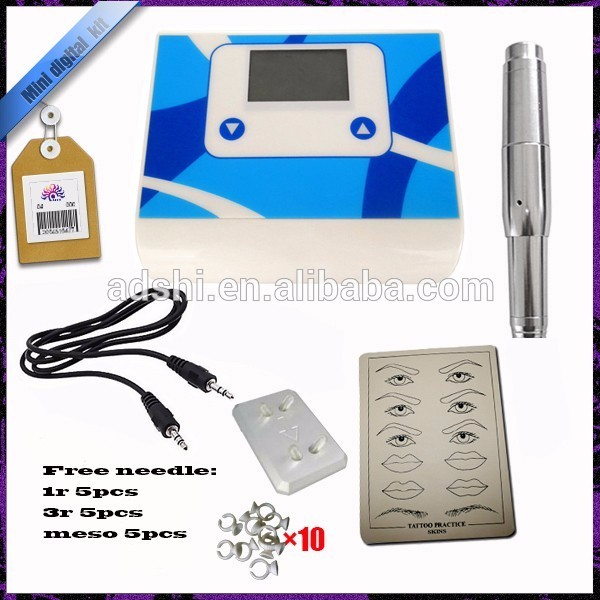 Japanese body art Microblading Eyebrow Tattoo Machine Set