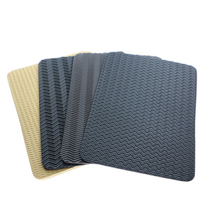 eva foam sheet rubber outer sole material