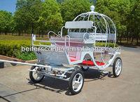 Mini Wedding Pumpkin Horse Cart Manufacture