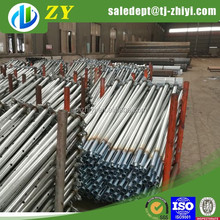 Hot dipped galvanized Construction used steel prop / prop jack for hot sale