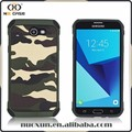 Super quality camouflage design shockproof armor case for samsung galaxy j7