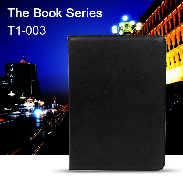 Book Design Waterproof Leather PU Tablet Magnetic Phone Case For Ipad Mini 4