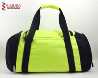 Travel Bag with Polyester Fabric